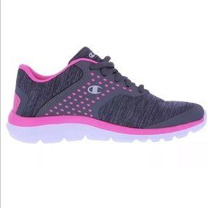 e8e0cf43c882b Champion Shoes - Champion Girls Gusto Strap X Trainer 10